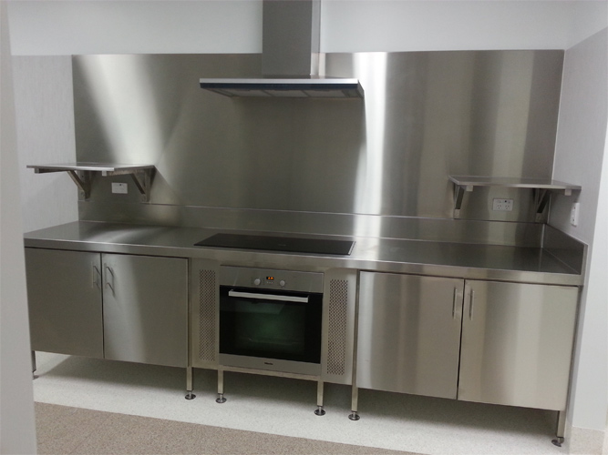 Western Stainless Solutions - Joondalup Health Campus
