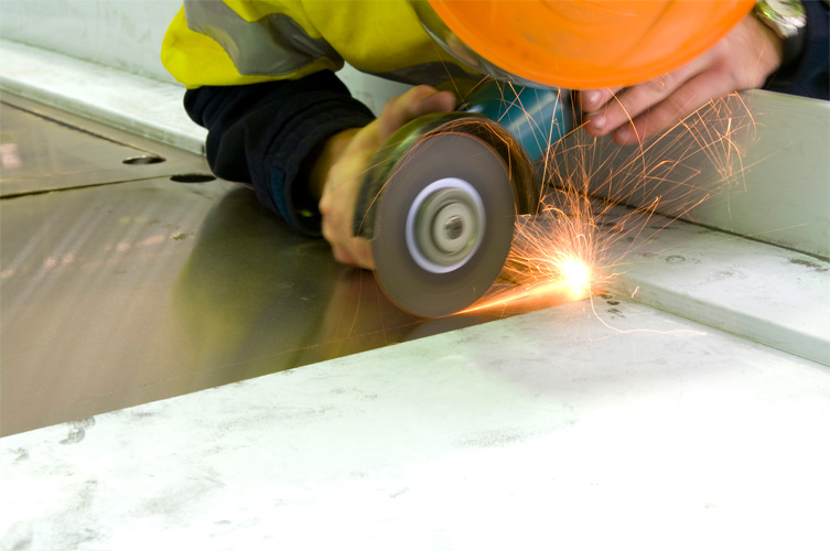 Western Stainless Solutions - Grinder