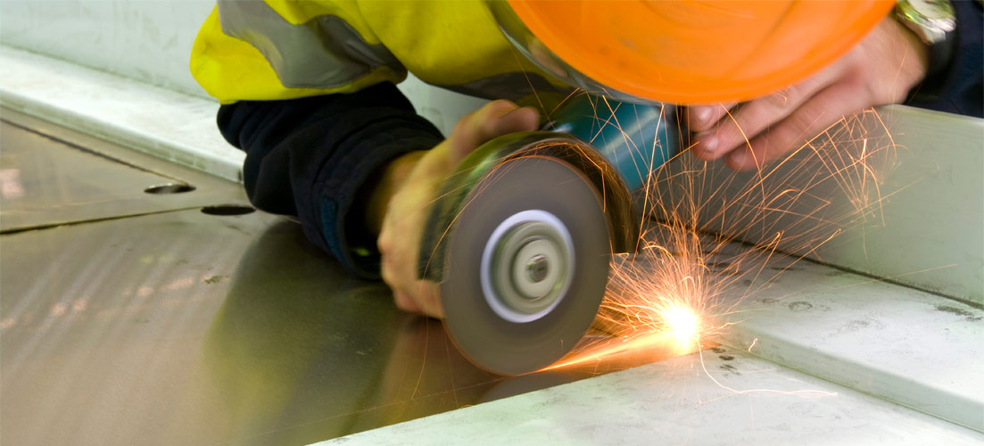 Western Stainless Solutions - Grinder  1