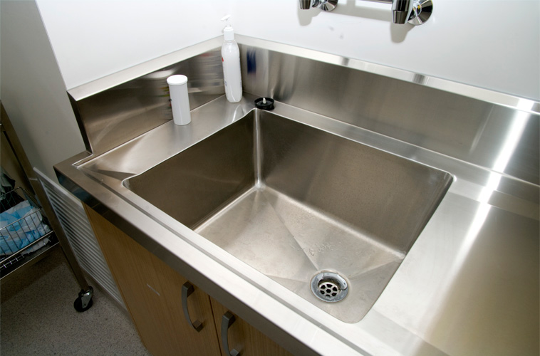 Western Stainless Solutions - Stainless Top and Cabinet 3