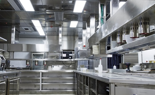 Maintain Restaurant Stainless Steel Equipment