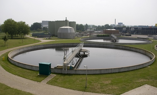 Stainless Steel for Wastewater Treatment Applications