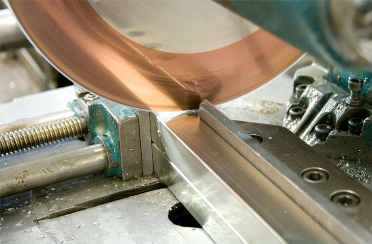 Western Stainless Solutions - Cold Saw