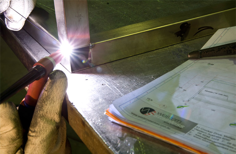 Western Stainless Solutions - Welding 2