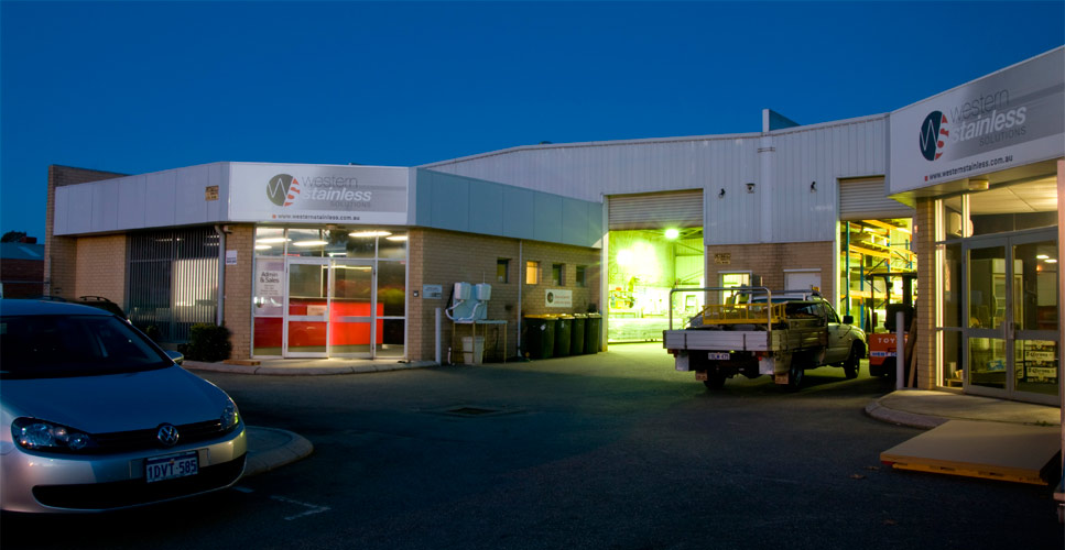 Western Stainless Solutions - Workshop