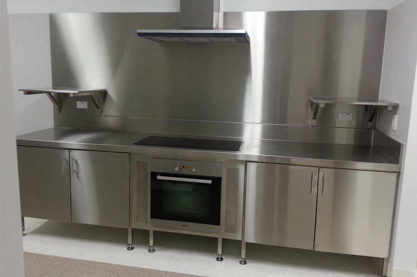 Hygienic Benefits of Stainless Steel