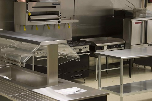 Commercial Stainless Steel Reigns Supreme for Health and Hygiene