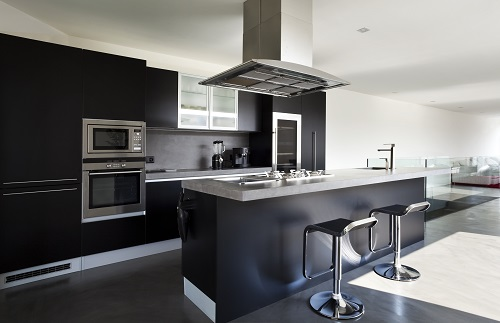 Stainless Steel Kitchen Canopy