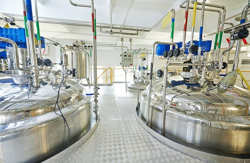 Bio-Pharmaceutical Uses for Stainless Steel